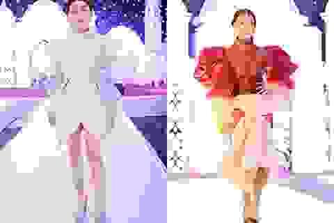 Chiêm ngưỡng những thiết kế thời trang độc đáo của học sinh Hà thành