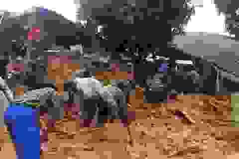Tìm thấy 14 thi thể trong 22 chiến sĩ gặp nạn, Quảng Trị cứu hộ xuyên đêm
