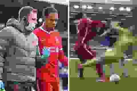 Liverpool đón tin cực sốc về ngôi sao Van Dijk