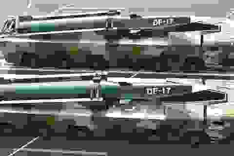 Trung Quốc triển khai tên lửa siêu thanh gần Đài Loan