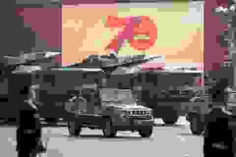 Trung Quốc nâng cấp căn cứ tên lửa giữa lúc căng thẳng với Đài Loan