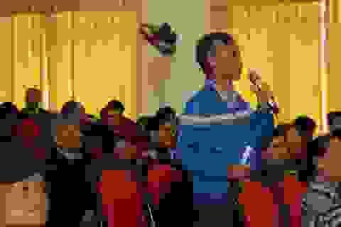 Tổ chức hội nghị vận động lao động làm việc tại Hàn Quốc trở về đúng hạn