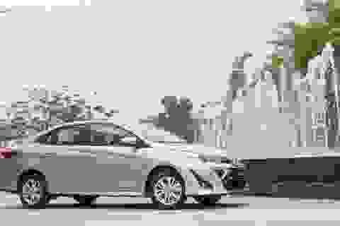 """Bán gần 3.000 xe tháng 9, đây là lý do Toyota Vios cho đối thủ """"hít khói"""""""