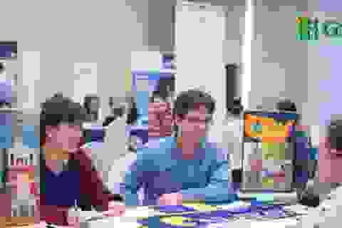 Kho học bổng du học lên tới 100% học phí tại Ngày hội Du học Quốc tế 2020