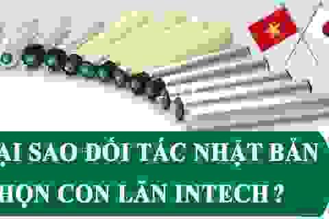 Intech Group xuất khẩu thành công con lăn sang Nhật Bản giữa mùa dịch Covid
