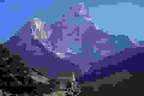 Mưa là nguyên nhân có thể dịch chuyển các ngọn núi?