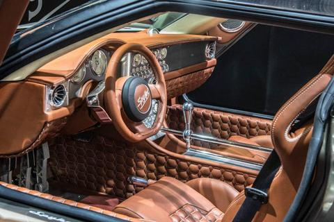 Những mẫu xe có nội thất đỉnh cao