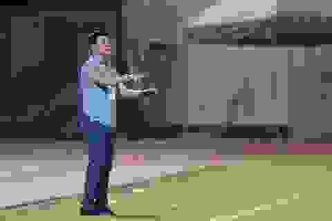 HLV Sài Gòn FC thừa nhận khó khăn trong cuộc đua vô địch