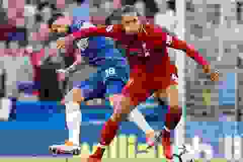 Sự vắng mặt của Van Dijk khiến Liverpool tổn hại như thế nào?