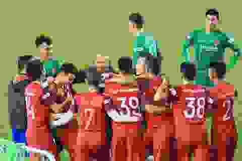 Đội tuyển Việt Nam hội quân sau V-League