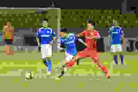 HA Gia Lai tiếp tục thua đậm trên sân của Than Quảng Ninh