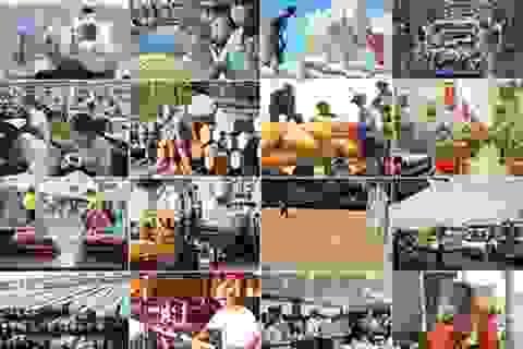 Báo cáo kết quả kinh tế xã hội và chiến lược phát triển trình Đại hội Đảng