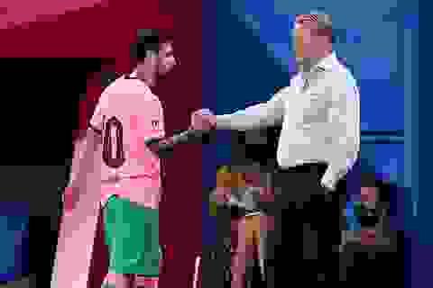"""HLV Koeman: """"Barcelona không phải ứng cử viên số 1 ở Champions League"""""""