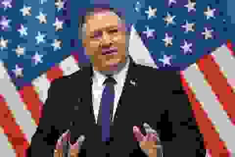 """Mỹ """"giáng đòn"""" trừng phạt các công ty và công dân Trung Quốc"""