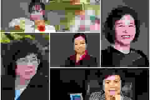 """Những nữ đại gia """"lừng danh"""" dẫn dắt loạt doanh nghiệp """"khét tiếng"""""""