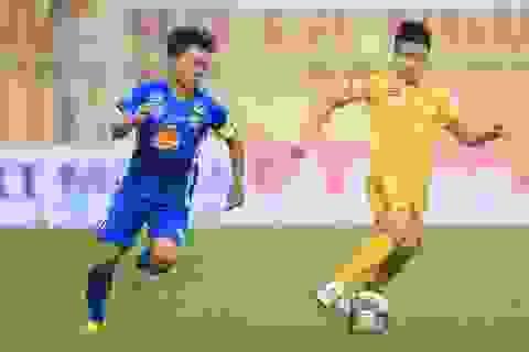 Đánh bại Nam Định, CLB Quảng Nam nuôi hy vọng trụ hạng
