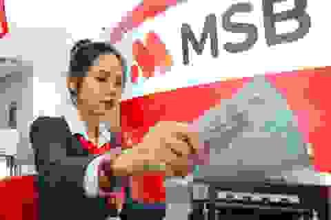 Lợi nhuận trên 1,660 tỷ đồng sau 9 tháng, MSB vượt mục tiêu kế hoạch năm