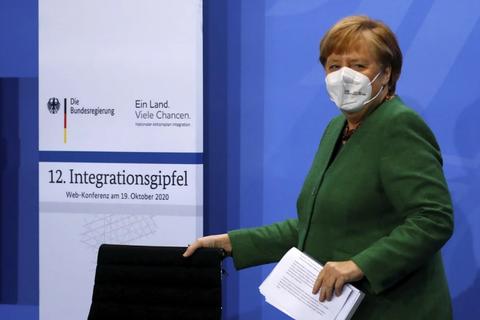 Thủ tướng Đức kêu gọi tránh lệ thuộc Trung Quốc