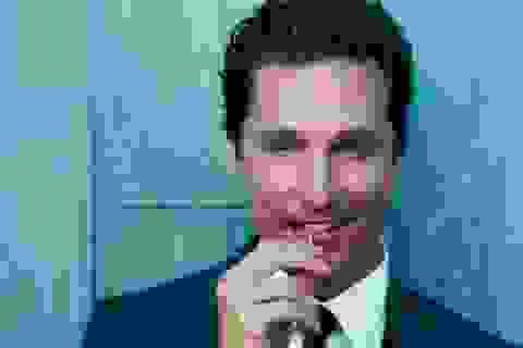 Tiết lộ bi hài của tài tử Matthew McConaughey về sự ra đi của cha