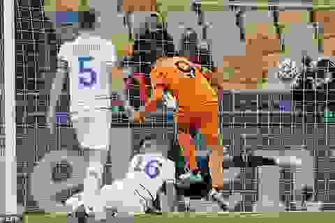 Morata lập cú đúp, Juventus giành chiến thắng trên sân của Dynamo Kiev