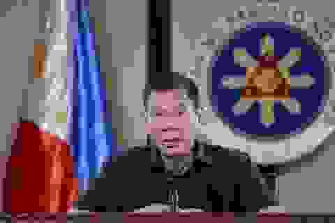 Tổng thống Philippines thừa nhận có thể ngồi tù vì cuộc chiến ma túy