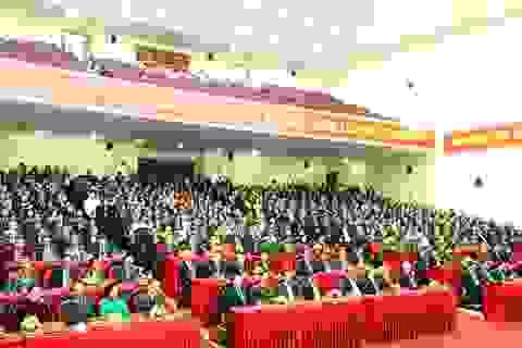 Khai mạc Đại hội Đảng bộ tỉnh Ninh Bình lần thứ XXII