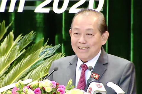 Đà Nẵng: Không để những sai phạm trong quá khứ làm giảm sức chiến đấu