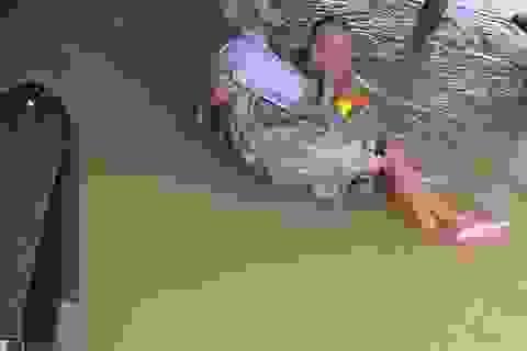 Nhóm bạn trẻ dùng thuyền vượt lũ, ứng cứu kịp thời 120 người