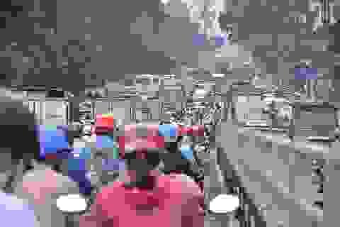 """TPHCM kiến nghị Bộ Quốc phòng giao đất làm đường """"giải cứu"""" Tân Sơn Nhất"""