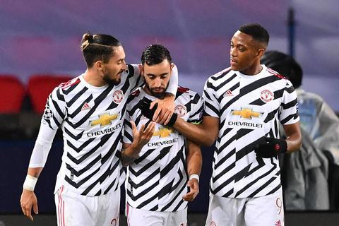 Những khoảnh khắc Man Utd lại gieo sầu cho PSG