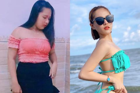 Thiếu nữ Phú Yên, Bình Định... sau giảm cân ngàn người theo đuổi