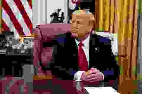 Lý do bất ngờ khiến ông Trump đột ngột ngừng phỏng vấn giữa chừng
