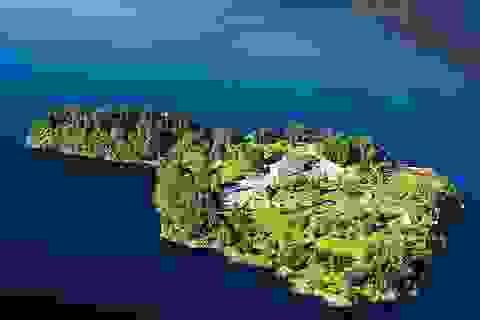 Rao bán cả hòn đảo đẹp như mơ với giá 3,25 triệu USD ở Na Uy