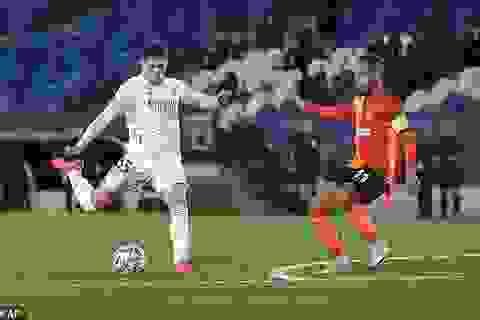 Real Madrid thua sốc Shakhtar Donetsk tại Bernabeu