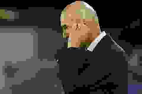 Real Madrid lập kỷ lục tệ hại ở Champions League