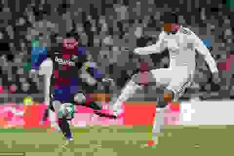 Barcelona - Real Madrid: Siêu kinh điển ở giai đoạn khủng hoảng