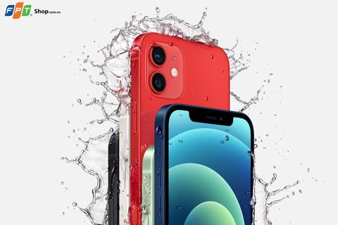 Nhận ưu đãi đến 6 triệu đồng khi đặt trước iPhone 12 Series tại FPT Shop
