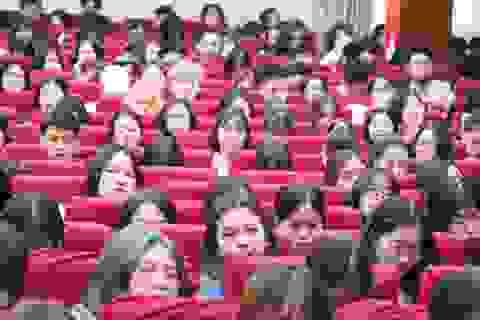 Học viện Báo chí và Tuyên truyền khai giảng: Hướng tới 60 năm thành lập