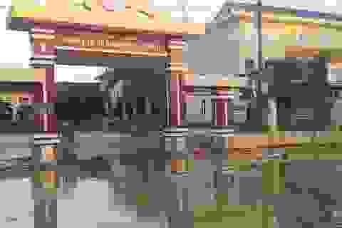 Lũ rút, các bệnh viện ngập sâu tại Quảng Bình đón bệnh nhân trở lại