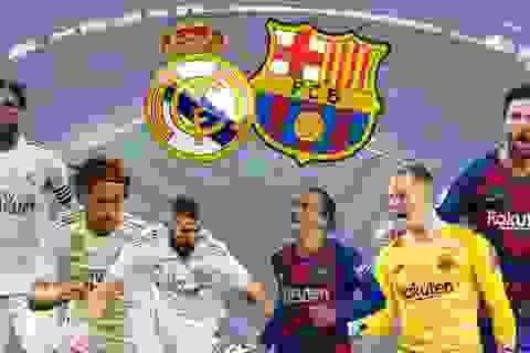 Đại chiến Barcelona - Real Madrid: Siêu kinh điển ở... lưng chừng