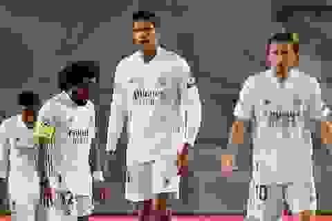 Real Madrid liên tiếp thua sốc: Bi kịch của sự lỗi thời
