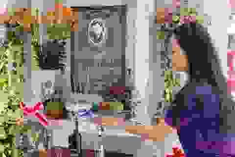 Trịnh Kim Chi, Lê Tuấn Anh tưởng nhớ 24 năm Lê Công Tuấn Anh qua đời