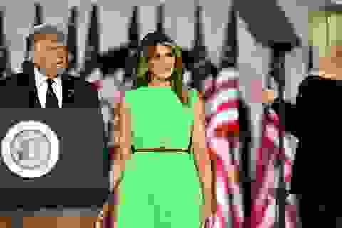 Bầu cử Mỹ 2020: Sự vắng bóng chưa có tiền lệ của Đệ nhất phu nhân Melania