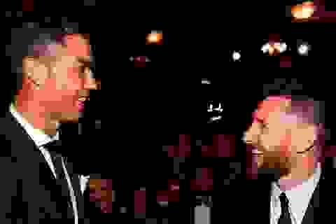 """Messi cảm thấy nhớ C.Ronaldo, mong cho """"đối thủ"""" khỏi bệnh"""