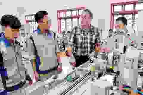 Quảng Ngãi: Nâng cao chất lượng đào tạo nghề gắn với giải quyết việc làm