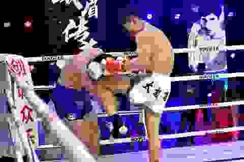 Cao thủ Thái Cực Quyền tung đòn độc, hạ gục nhà vô địch Kickboxing