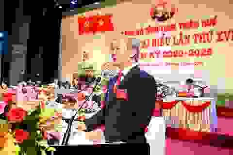 Ông Lê Trường Lưu tái đắc cử Bí thư Thừa Thiên Huế