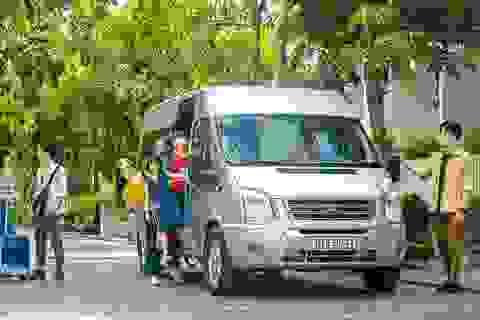 Thúc đẩy du lịch hậu Covid-19, Ford Transit là 'người bạn' đáng tin
