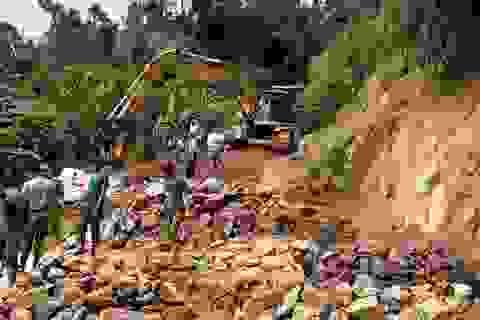 Thừa Thiên Huế: Thông đường bộ vào thủy điện Rào Trăng 3
