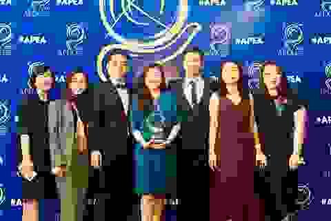 Apollo English thắng giải doanh nghiệp xuất sắc châu Á Thái Bình Dương - APEA 2020